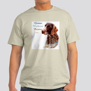 Wirehaired Best Friend1 Light T-Shirt